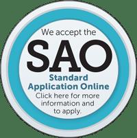 SAO badge