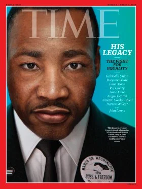 Time Magazine March 2020